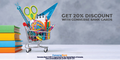 Get 20% CashBack and free student card