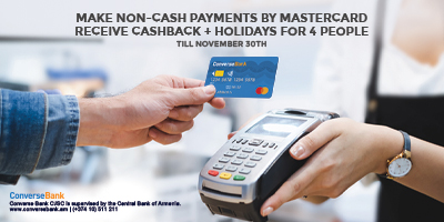 Special offer for Mastercard cardholders